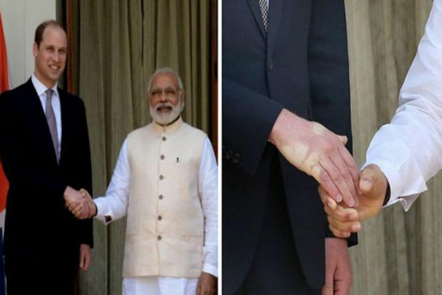 Jab They Shake Hands: It's Modi's Iron Grip vs Trump's Power Move