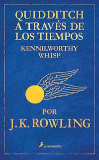 Quidditch Través Tiempos Rowling harry potter