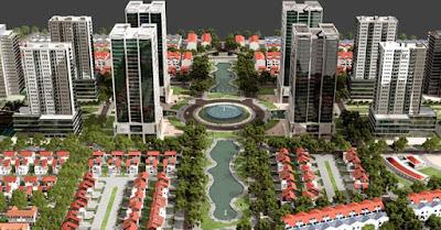 Thị trường chung cư giá rẻ đang rộng mở đối với Vingroup