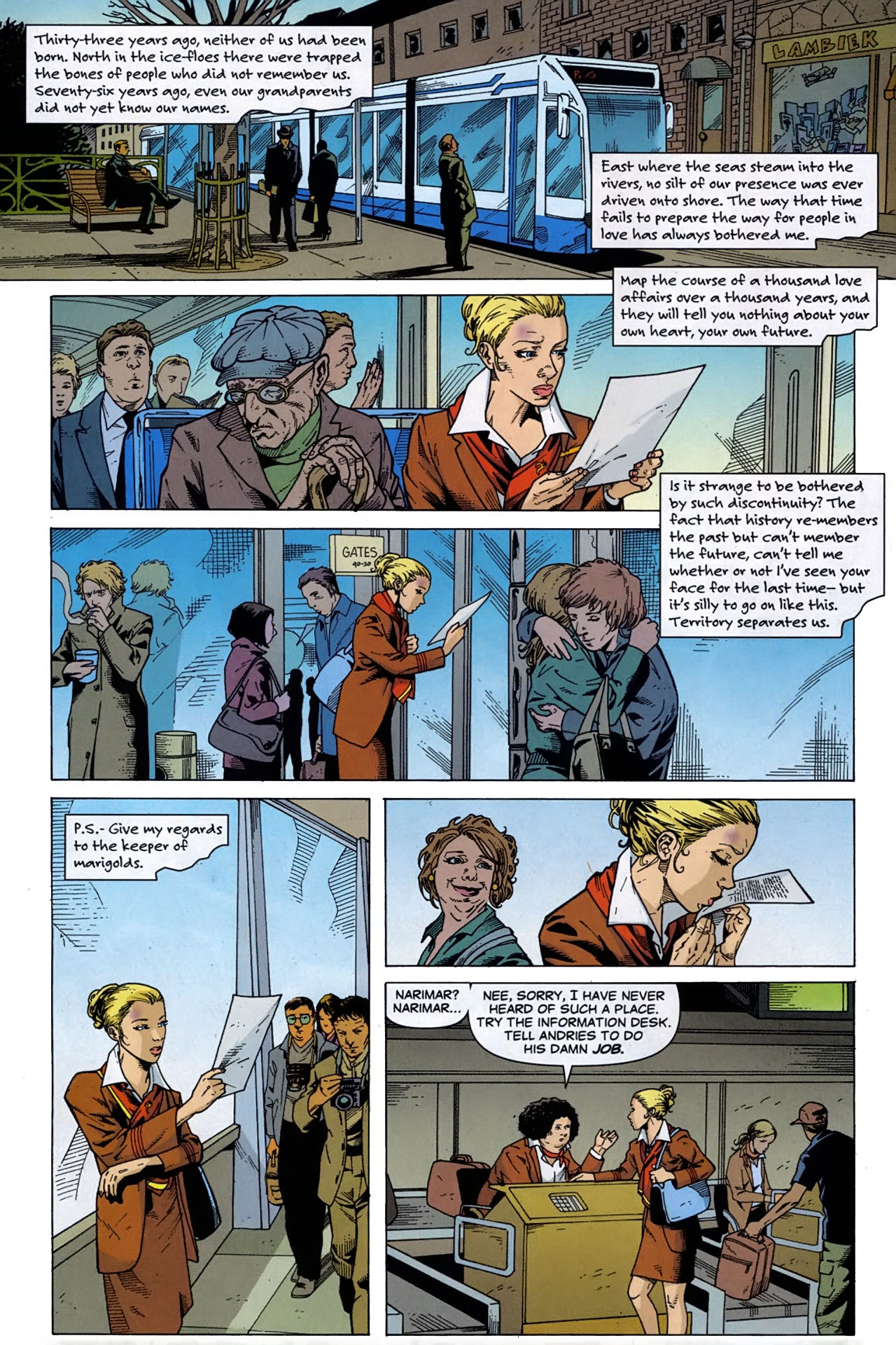 Read online Air comic -  Issue #2 - 10