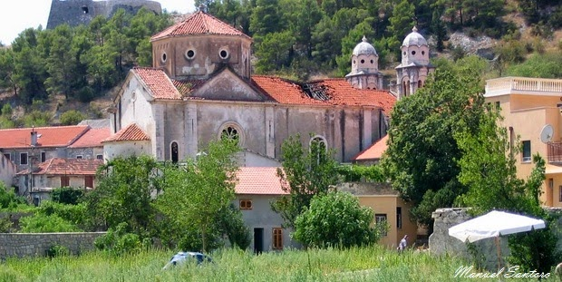Skradin, chiesa di Santo Spiridione