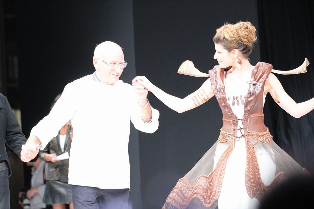 Georges Larnicol & Pascal Jaouen portée par Chloé Nabédian