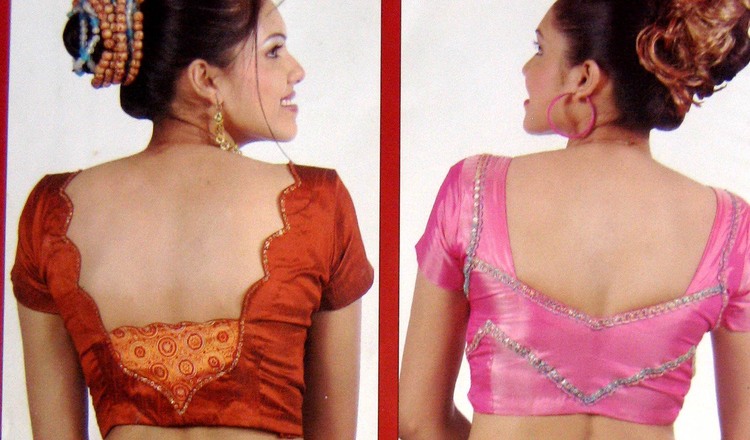 special blouse designs anjali dresses