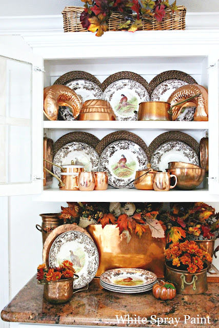 Stunning Thanksgiving Vignettes Day 3