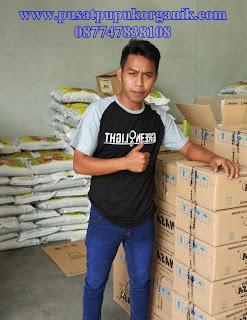 agen distributor pupuk sawit organik nasa