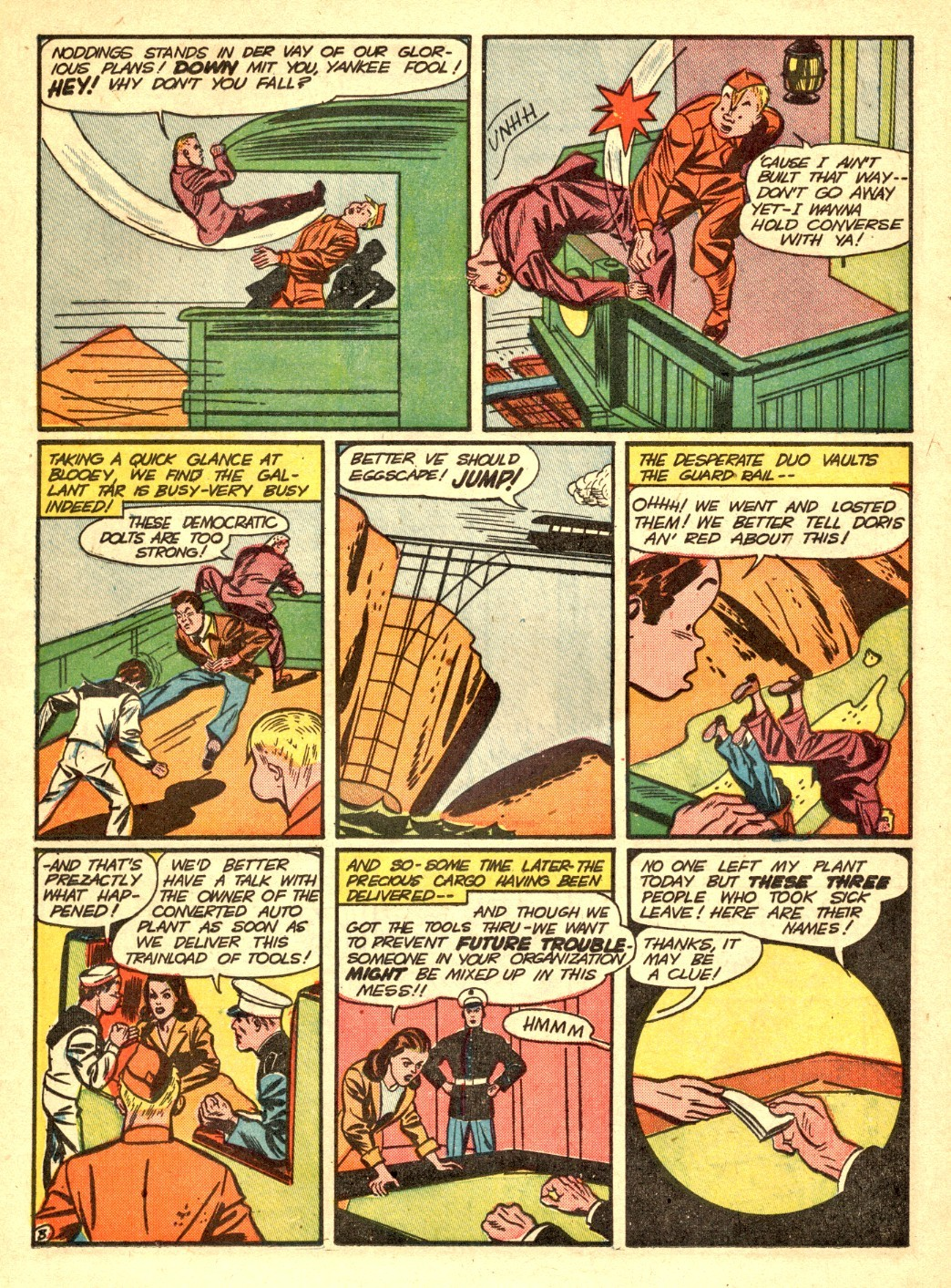 Read online All-American Comics (1939) comic -  Issue #47 - 21