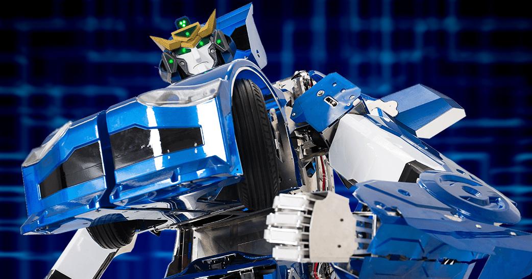 I transformers sono realtà dal giappone ecco il robot che