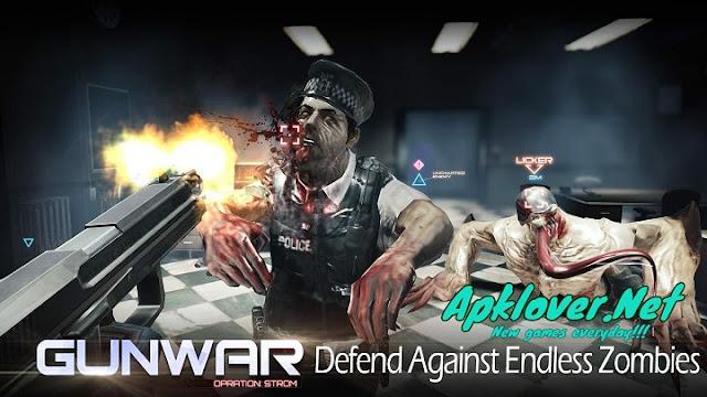 Gun War SWAT Terrorist Strike MOD APK