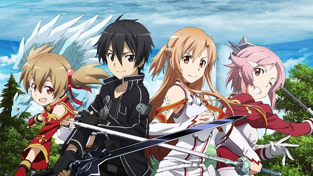 Rekomendasi Anime Ber-Tema Game.