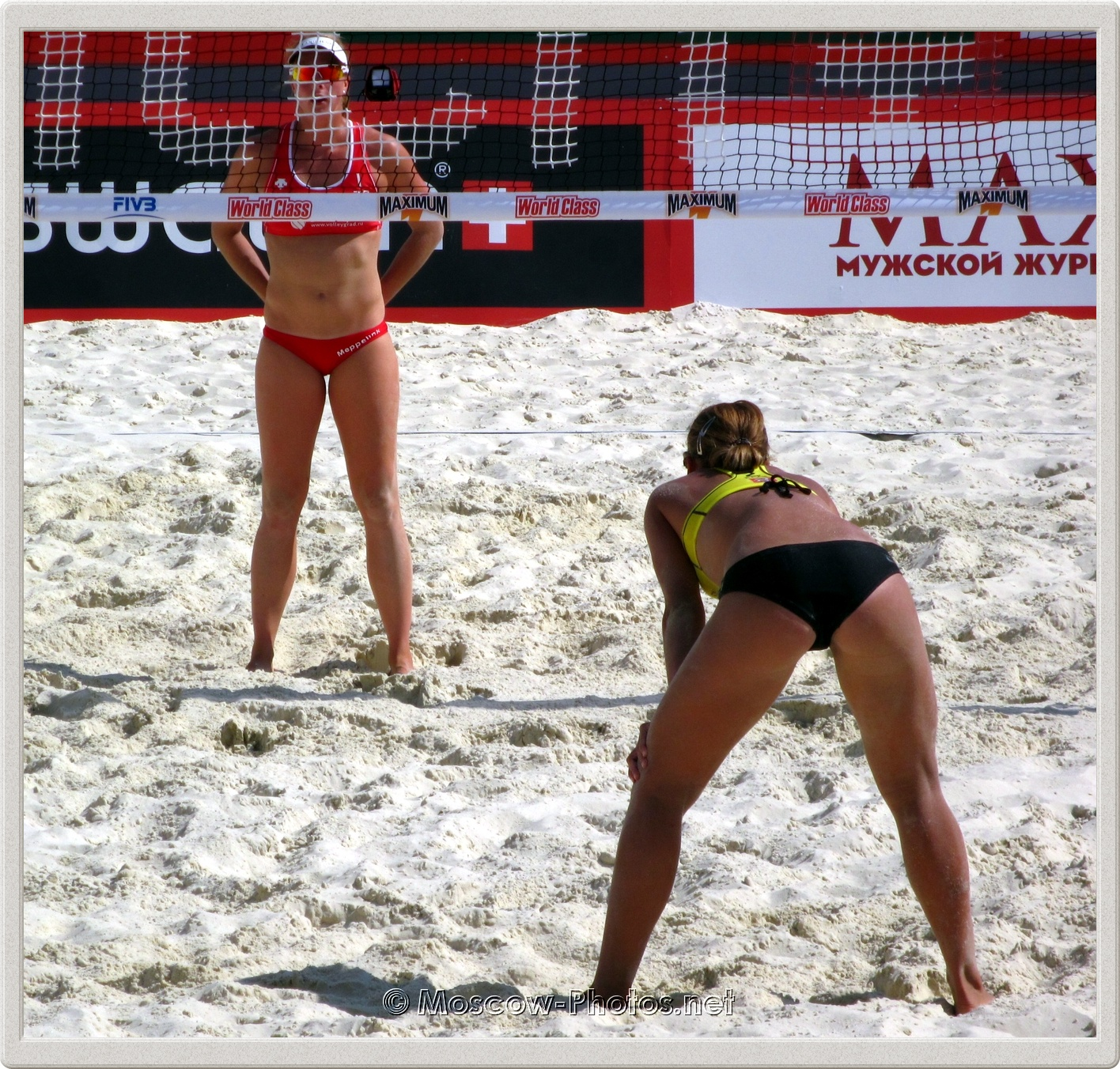 Tatyana Mashkova vs. Madelein Meppelink