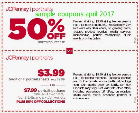 Jcpenney Coupons April 2019