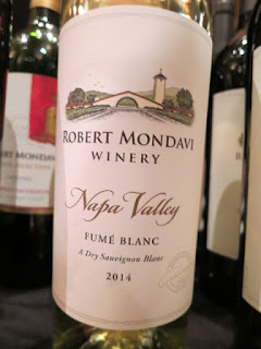 Robert Mondavi Fumé Blanc 2014 - Napa Valley, California, USA (89 pts)