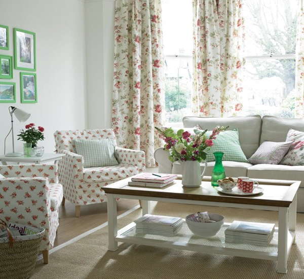 Koleksi Tirai Cantik untuk Ruang Tamu