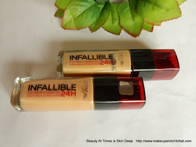 L'Oreal Paris 24 Hour Infallible Foundation