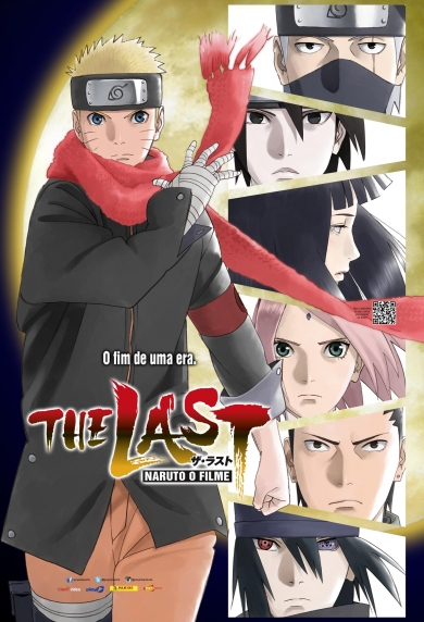 Naruto Shippuuden Filme 7 – The Last Legendado