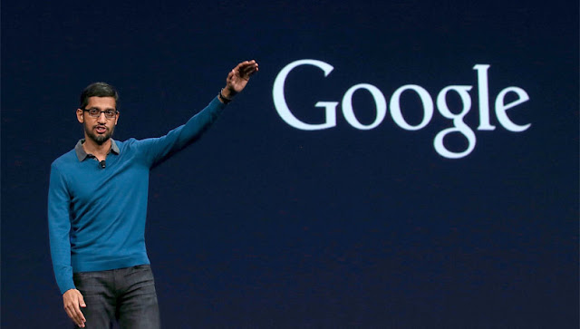 """""""It could set a worrying precedent"""" Sundar Pichai on the subject of Apple-FBI"""
