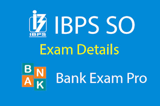 IBPS SO Exam Pattern & Syllabus