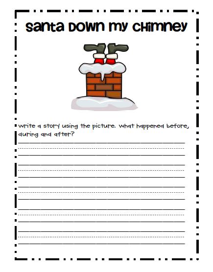 sarah 39 s first grade snippets december writing prompts. Black Bedroom Furniture Sets. Home Design Ideas