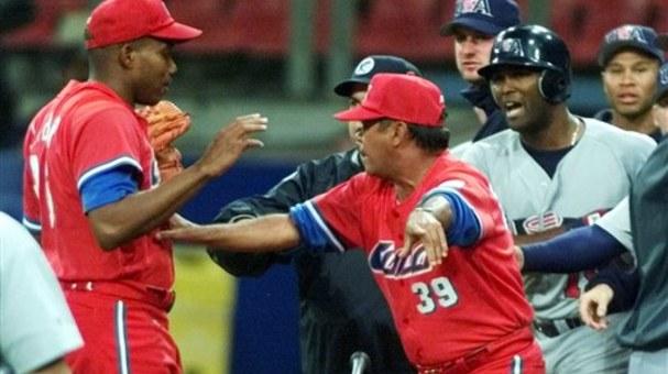 En el duelo crucial, los norteamericanos humillaron a la tropa dirigida por Servio Borges con una contundente lechada de solo tres hits