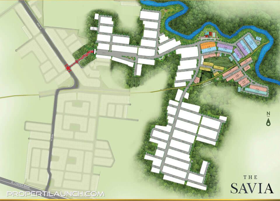 Penjualan Tahap 1 Rumah Savia BSD