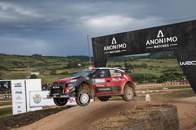 WRC official website