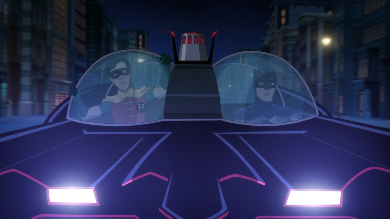 Collecting Toyz Batman Return Of The Caped Crusaders