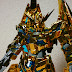 "HGUC 1/144 Gundam Unicorn 03 ""Phenex"" limited gold plated ver. (preview?) posted by lightning ace"