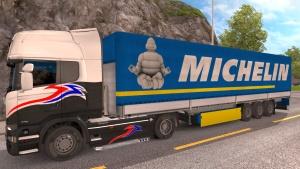Michelin Schmitz Universal trailer