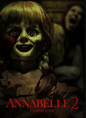 Rekomendasi Film Horor Terbaru annabelle 2