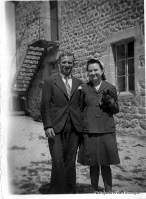 anciennes Photos de famille en noir et blanc