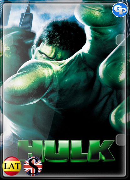 Hulk (2003) FULL HD 1080P LATINO/INGLES