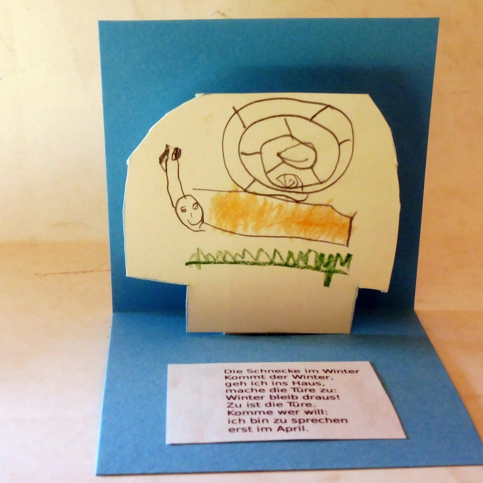 Notizen Aus Dem Bleistiftland Pop Up Kindergarten Gedichte
