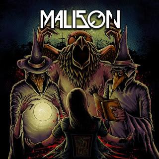 Το video των Malison για το ομώνυμο τραγούδι από το ομότιτλο album
