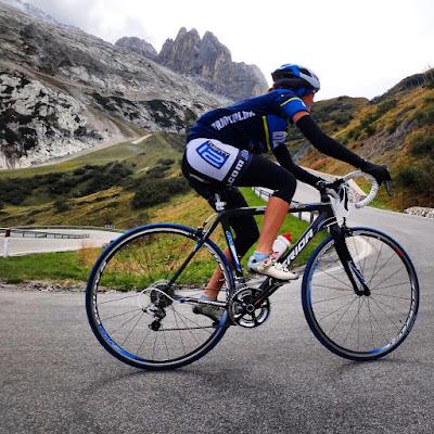 carbon road bike rental dolomiti Italy