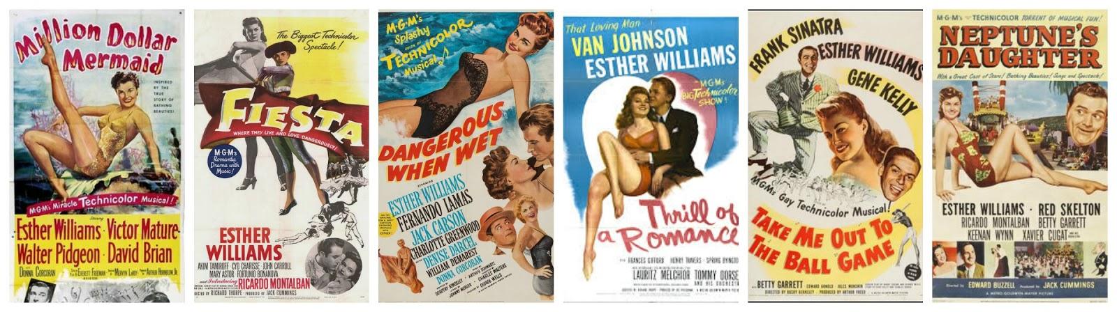 VARIE: Ritratti - Esther Williams, la Sirena di Hollywood - Blog ...