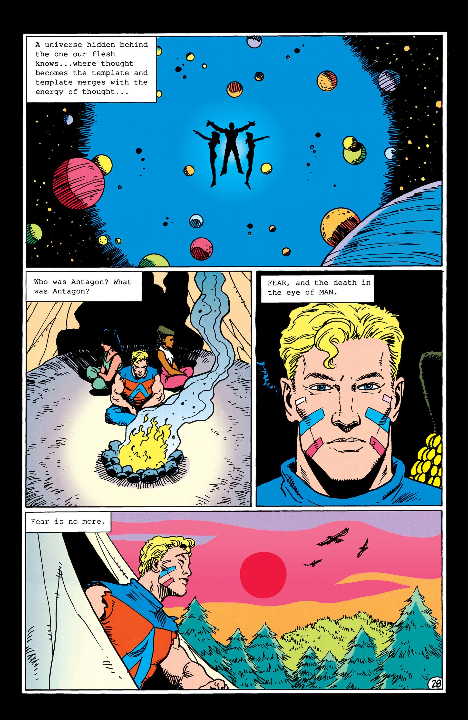 Read online Animal Man (1988) comic -  Issue #50 - 28