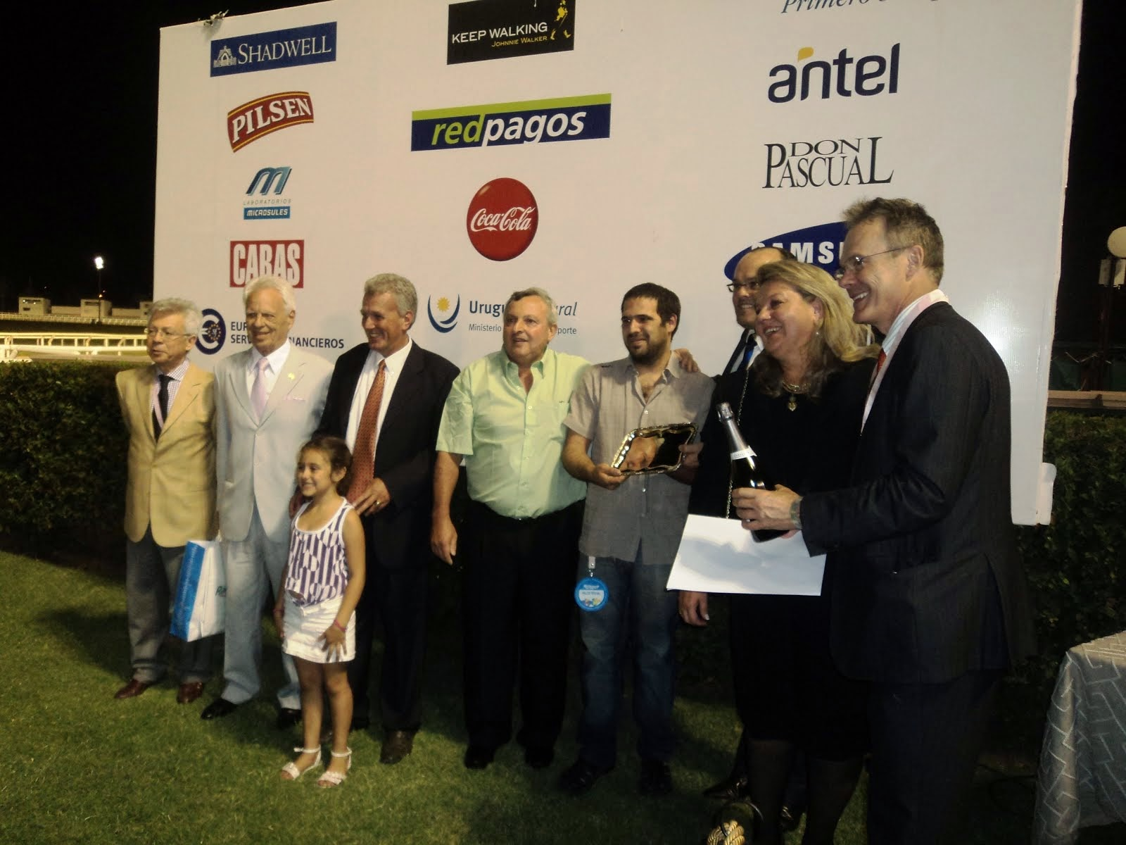 Premio Jockey Club do RGS - Maroñas