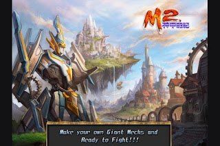 M2: War of Myth Mech Apk v1.0.7 Mod