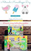 Winactie mega bellenblaaspakket - Mamabloggers Dag 2016