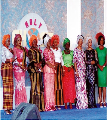 Women Convention: Uyo LGA first lady solicits more prayers