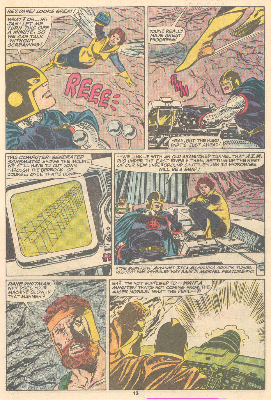 The Avengers (1963) 267 Page 13