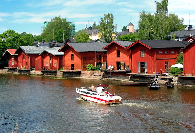 من معالم السياحة في فنلندا