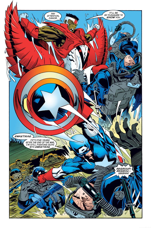 Captain America (1998) Issue #25 #31 - English 32