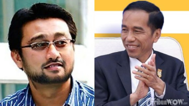 Rachland Nashidik: Jokowi Mungkin Presiden Pertama yang Menyerukan Jangan Takut Berkelahi Fisik