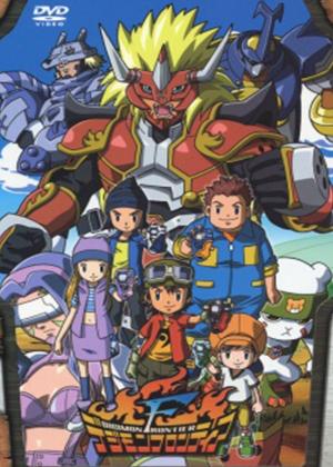 Digimon Frontier [50/50] [HDL] 50MB [Latino] [MEGA]