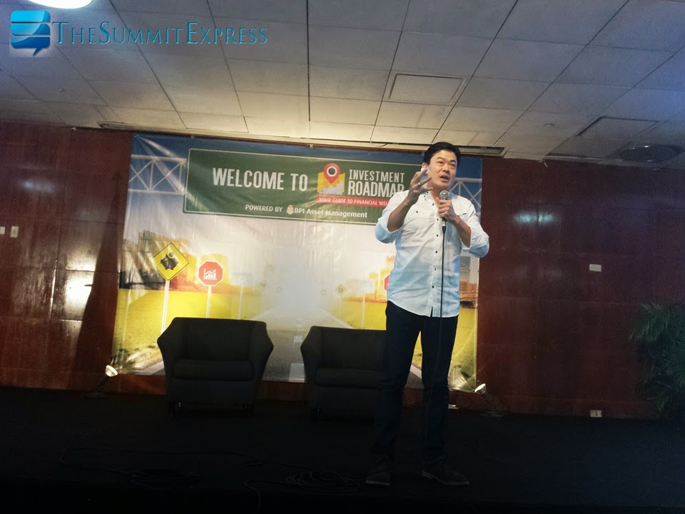 Ricky Espiritu, BPI Vice President and Department Head of Wholesale and Emerging Markets
