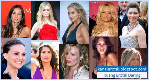 Top 10 Aktris Pemeran Penari Erotis