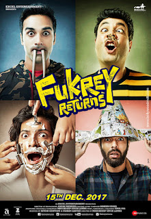 Fukrey Returns 2017 Hindi 720p HDTVRip x264 950MB