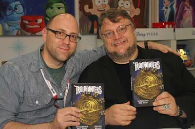Trollhunters - Guillermo del Toro