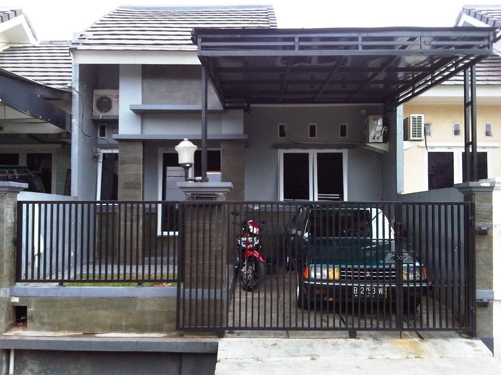 Pagar Rumah Sederhana Type 36 Desain Rumah Minimalis